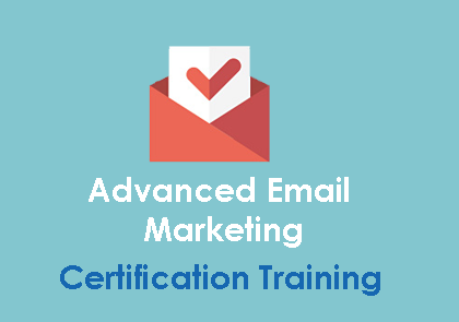 Advanced Email Marketing certification training course | LMS